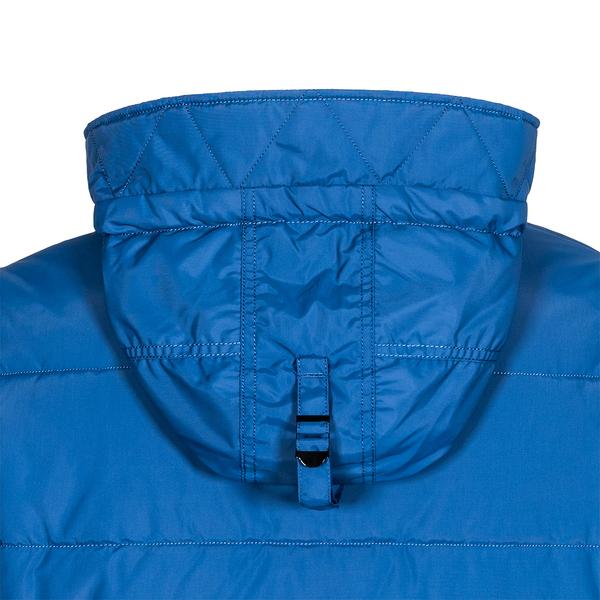Изображение: Мужская удлинённая зимняя куртка Alpha Industries 2018 года N-3B Reverb Parka
