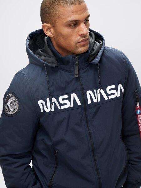 Изображение: Новая куртка бомбер NASA серии