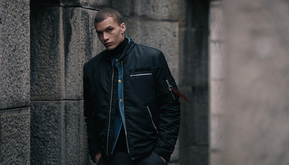 Изображение: Новая куртка Alpha Industries