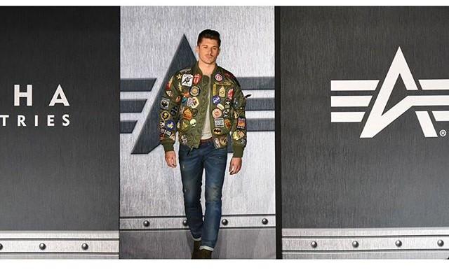 Изображение: Мода и стиль  Alpha Industries