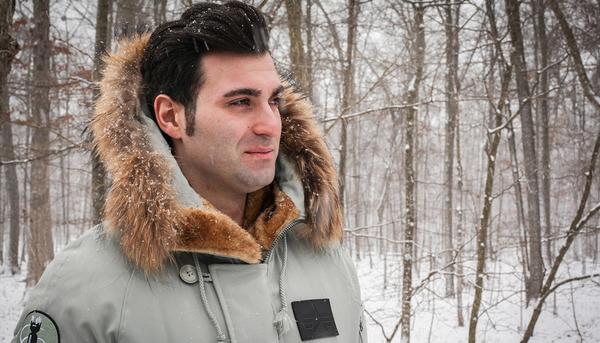 """Изображение: Зимние куртки """"Alpha Industries"""" сезона 2014-2015 г г. Пополнение линейки"""