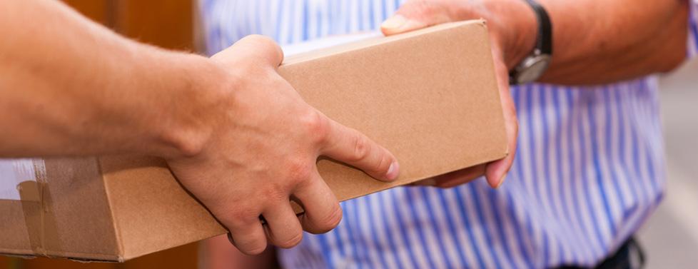 """Изображение: Услуга """"Адресная доставка товара"""". Удобства и преимущества"""
