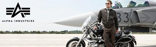 Лётные куртки-бомберы Alpha Industries образец универсальности и стиля