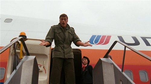 Жан-Клод Ван Дамм в куртке M-65