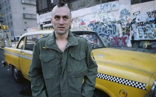 Роберт Де Ниро (Таксист) в куртке M-65
