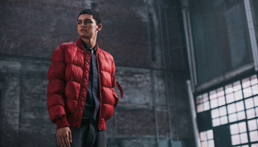 Новые модели курток Alpha Industries