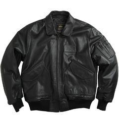 Куртка Leather CWU 45/P Flight Jacket