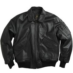 Куртка Leather CWU 45/P Flight Jacket
