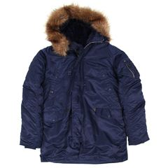 Куртка N-3B Parka with Down