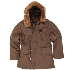 Куртка Alaska N-3B Parka