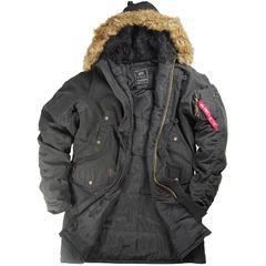 Куртка Slim Fit Cotton N-3B