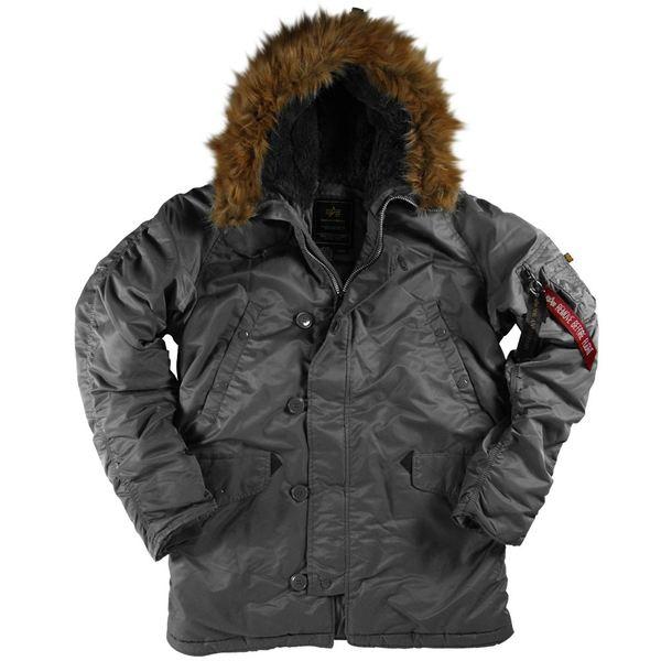 Куртка N-3B Parka Аляска 45f8113a524e2