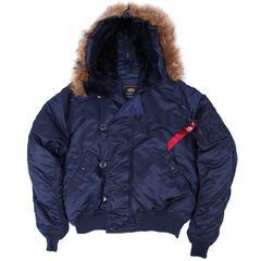 Куртка N-2B Parka