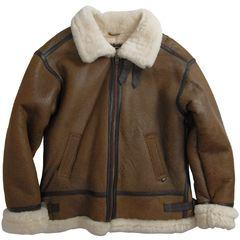 Куртка B-3 Sherpa