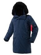 Куртка N-5B Tardis