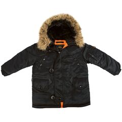 Куртка Youth N-3B Parka