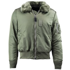 Куртка B-15 Slim Fit Flight Jacket