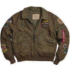 Куртка CWU Pilot Jacket
