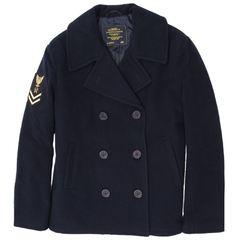 Морской бушлат Captain Pea Coat
