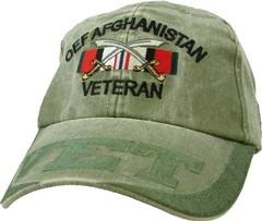 Бейсболка Eagle Crest Afganistan Veteran Cap