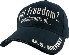 Бейсболка US Air Force Got Freedom Cap