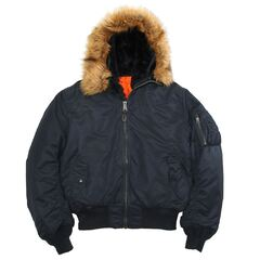 Куртка Hooded MA-1 Flight Jacket