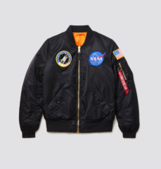 Куртка MA-1 Nasa Flight Jacket W