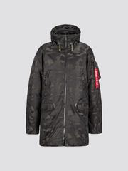 Куртка пуховик N-3B Down Parka Jacquard