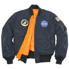 Куртка NASA MA-1 Flight Jacket