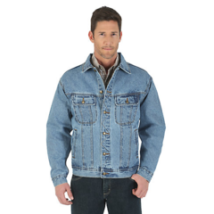Джинсовая куртка Wrangler Rugged Wear Denim Jacket
