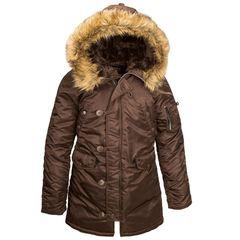 Куртка N-3B W Parka