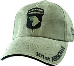 Бейсболка 101st Airborne Cap