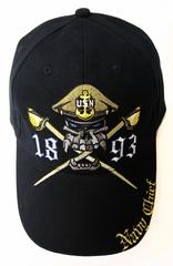 Бейсболка 1893 Navy Chief Cap