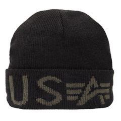 Вязаная шапка Roose Beanie
