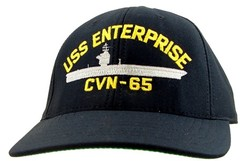 Бейсболка Eagle Crest USS ENTERPRISE CVN-65 Cap