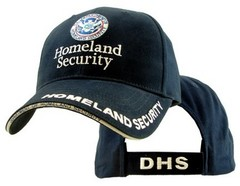 Бейсболка US Homeland Security Cap