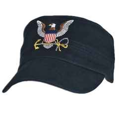 Кепка US Navy Flat Top Cap