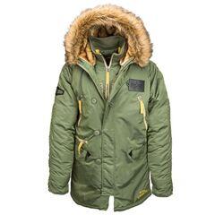 Куртка N-3B Inclement Parka