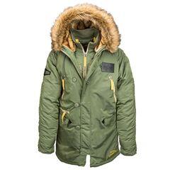 Куртка N-3B Inclement Parka