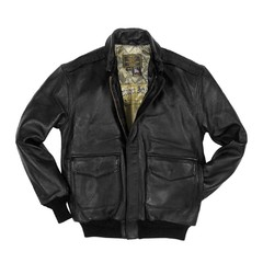 Кожаная куртка Cockpit Antique Lamb A-2 Jacket