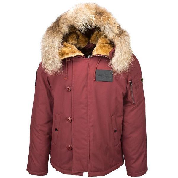 Куртка N-2B Elevon Parka Alpha Industries Киев Украина 42731f8ce243d