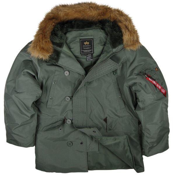 c515687c Куртка Alaska N-3B Parka купить киев, магазин, интернет-магазин ...