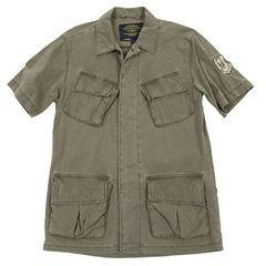 Рубашка Jungle Shirt