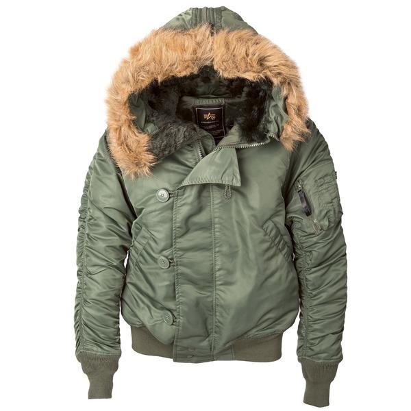 Куртка N-2B Parka ... f8b5857622012